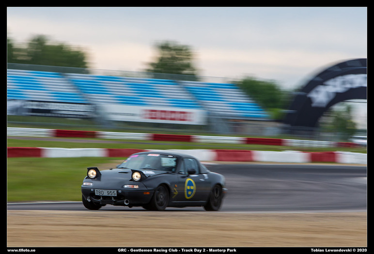 GRC Track Day 2 Mantorp Park - Bild