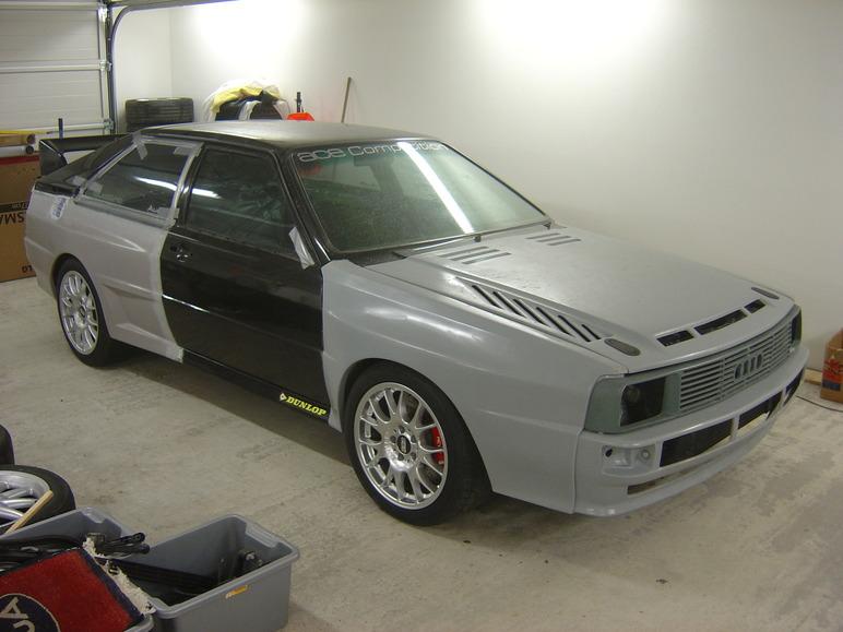 Audi Ur Quattro Bild