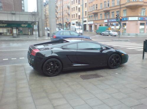 Andreas Stenbergs Lamborghini Gallardo