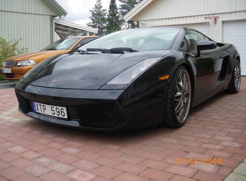 Manfred Lavickas Lamborghini Gallardo
