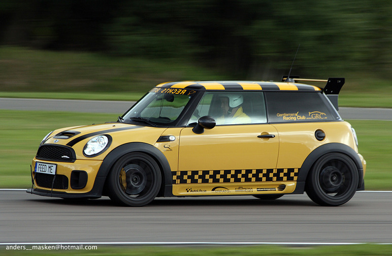 GRC event 2010 - Mini John Cooper Works