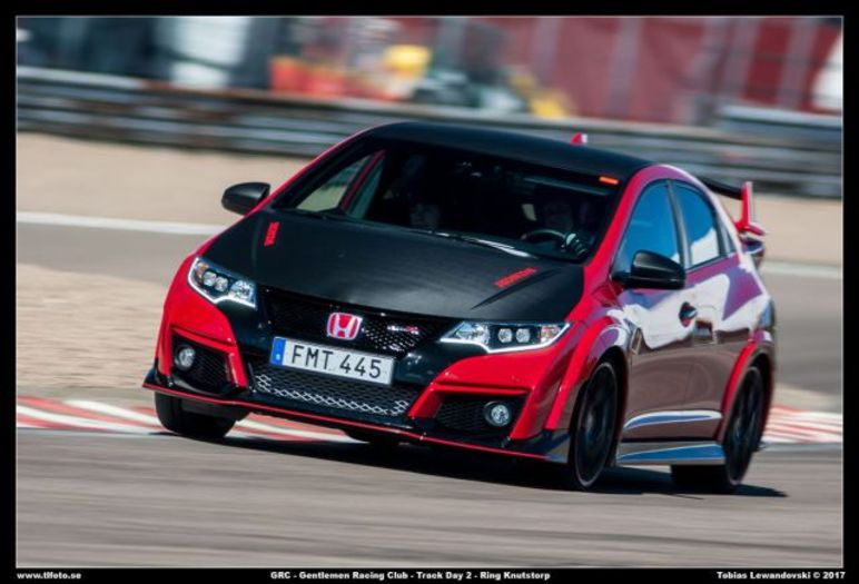 Honda Civic - GRC 3 Maj -17